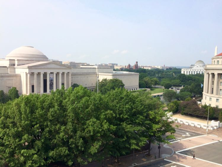 8 Great Surprising Things to See in Washington DC. Article and photo by Charles McCool for McCool Travel.