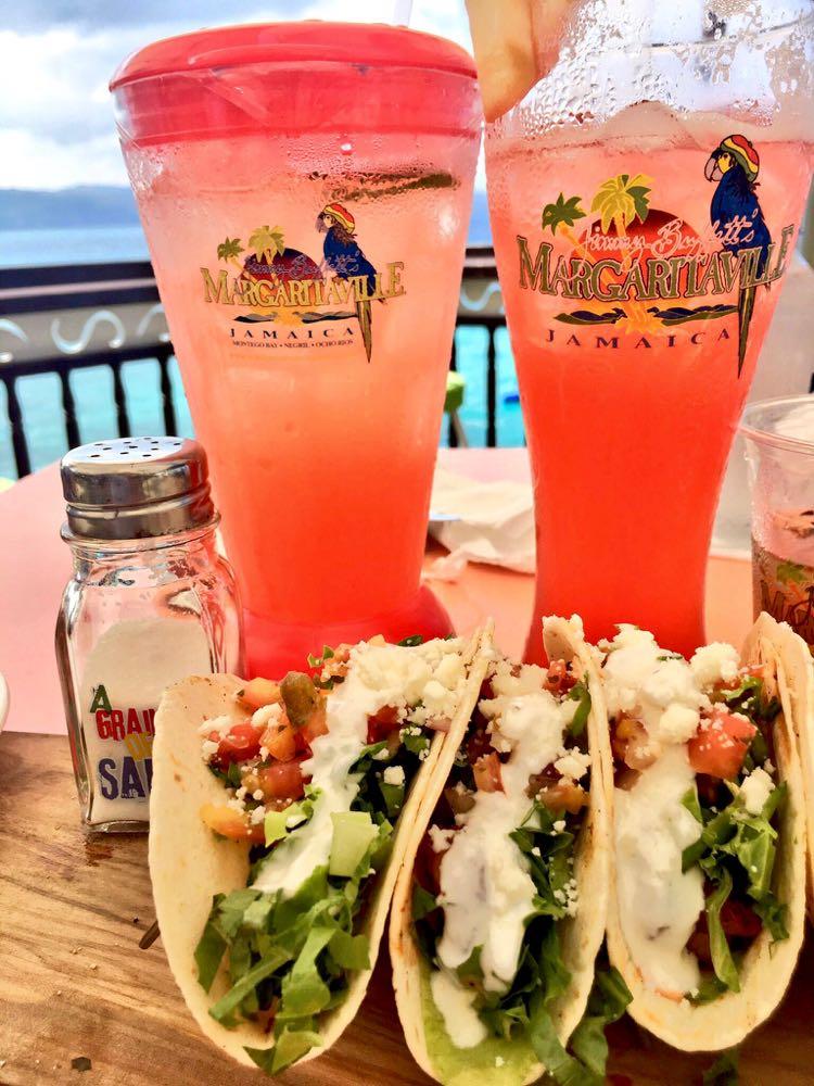 fish tacos, Margaritaville Montego Bay