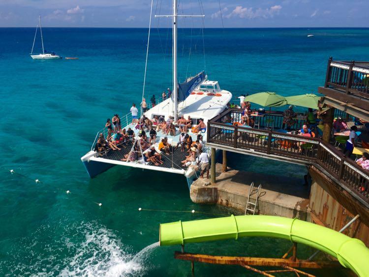slide at Margaritaville Montego Bay