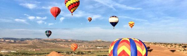 Gallup NM hot air balloons