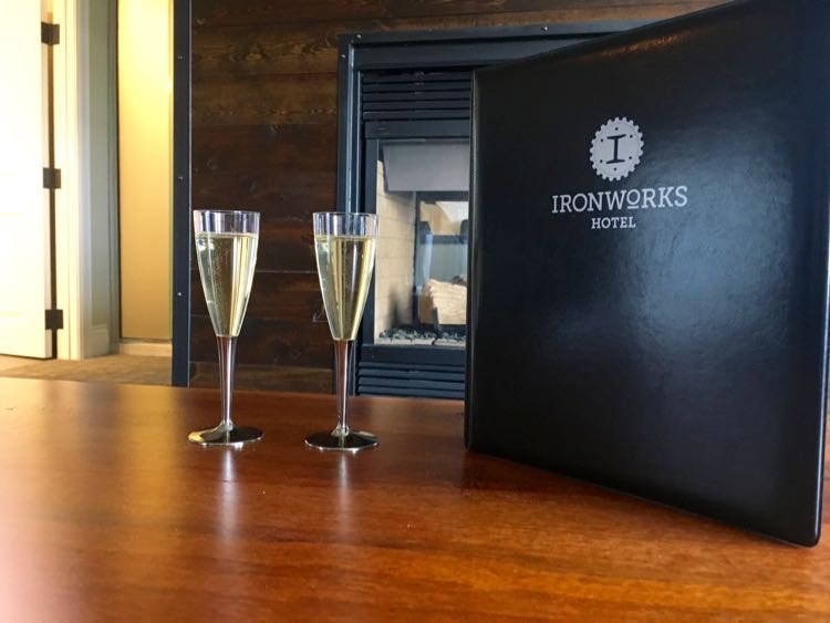 Welcome to the Ironworks Hotel Beloit Wisconsin