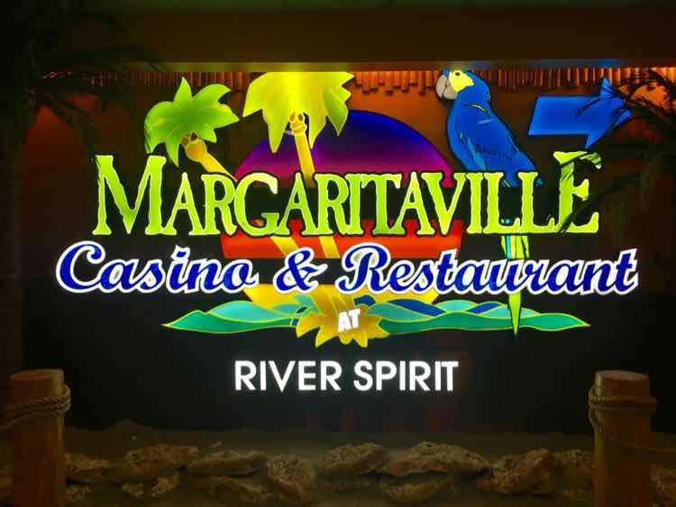Margaritaville Casino and Restaurant Tulsa at River Spirit Casino Resort • McCool Travel