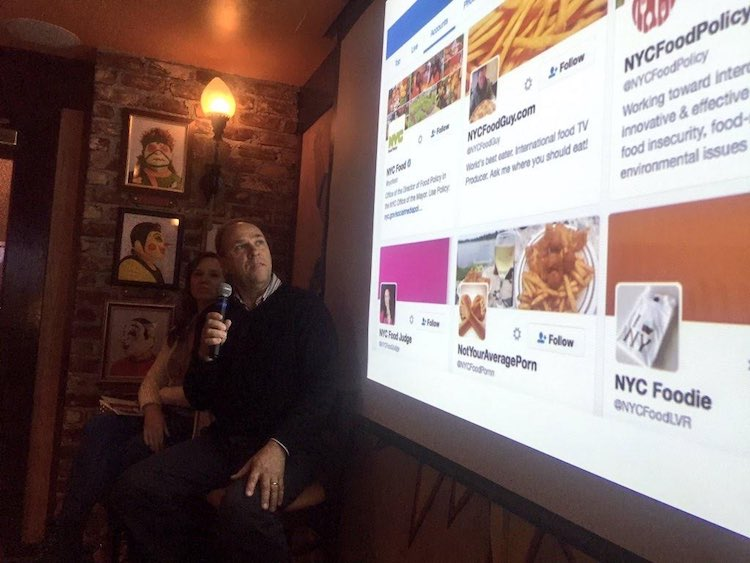 Charles McCool, McCool Travel, speaker at NY Trav Fest