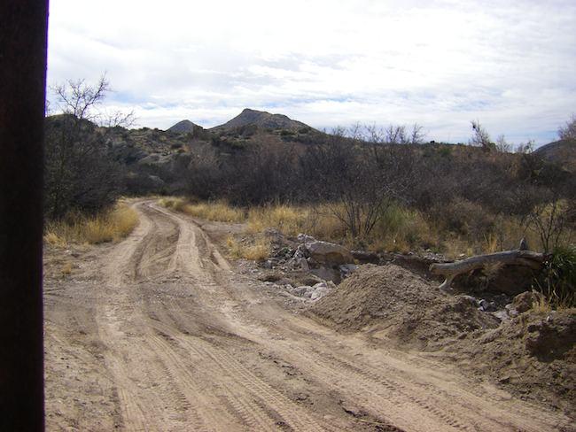 Loneliest Road in America, Geronimo Trail in Arizona