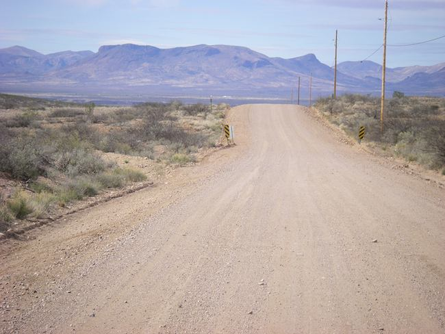 Loneliest Road in America, Geronimo Trail in Arizona