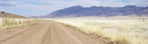 Loneliest Road in America, CR 002 in New Mexico, Geronimo Trail in Arizona