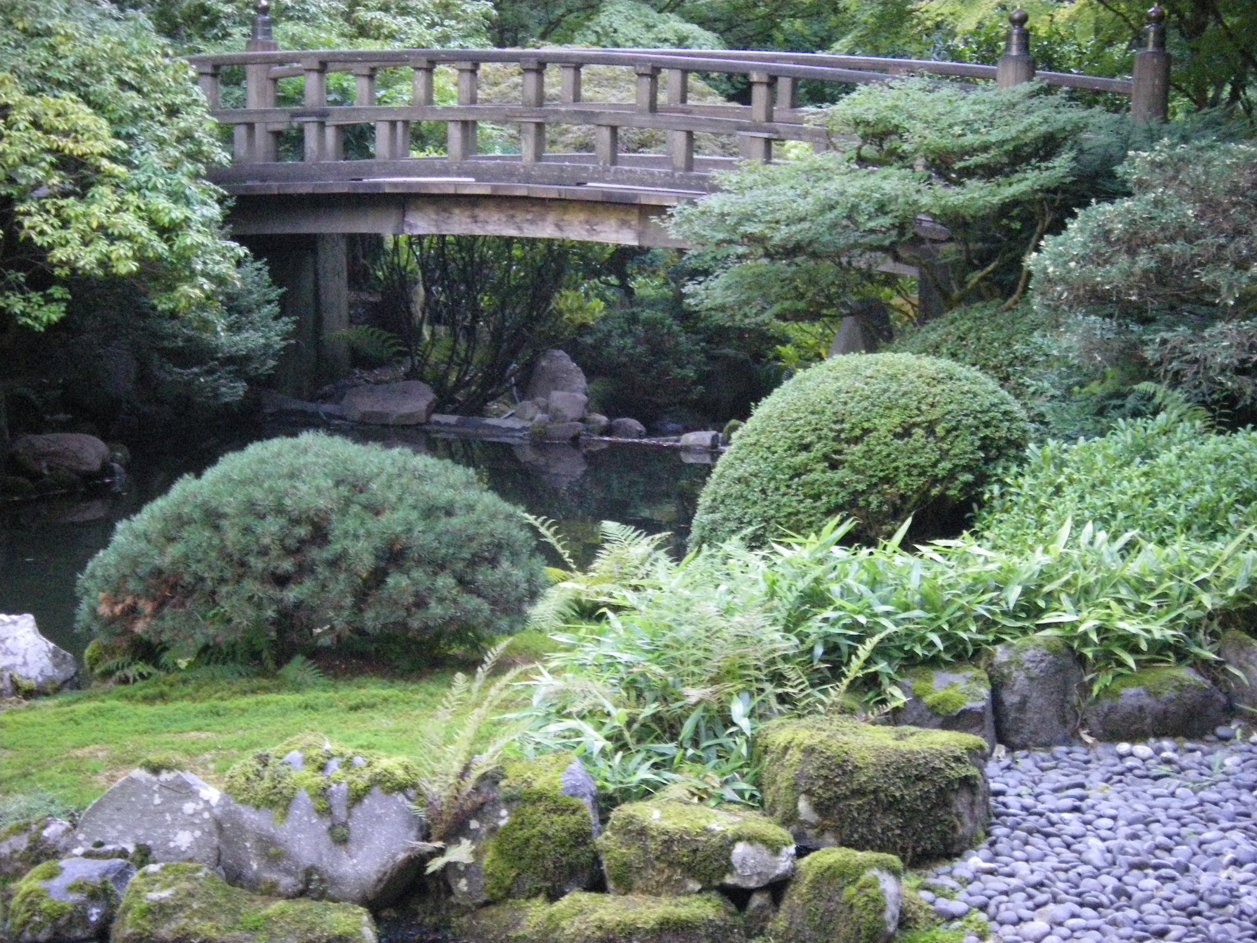 A slice of heaven japanese garden portland oregon mccool travel for Japanese garden portland oregon