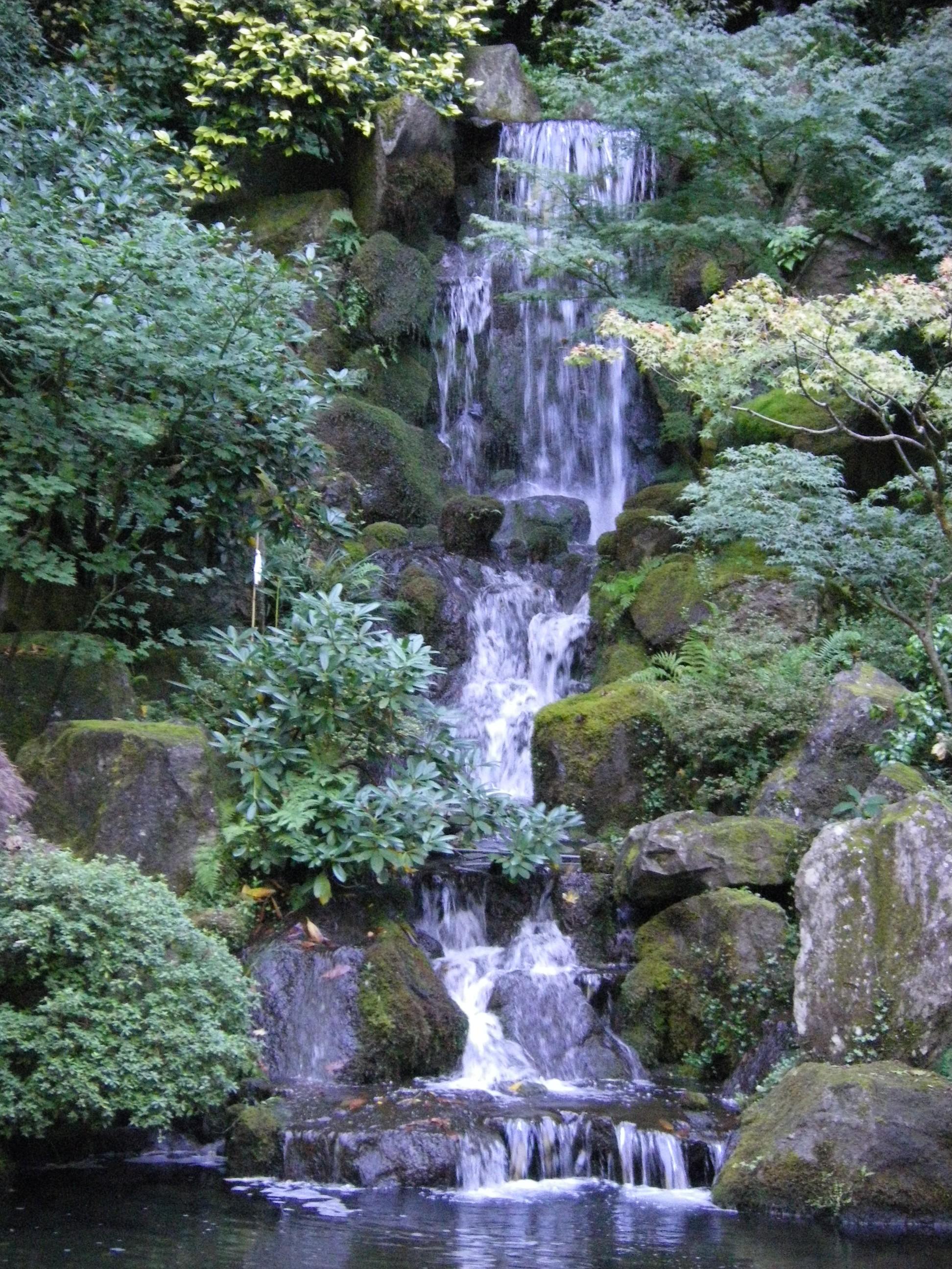 Portland Japanese Garden Store: Japanese Garden, Portland, Oregon