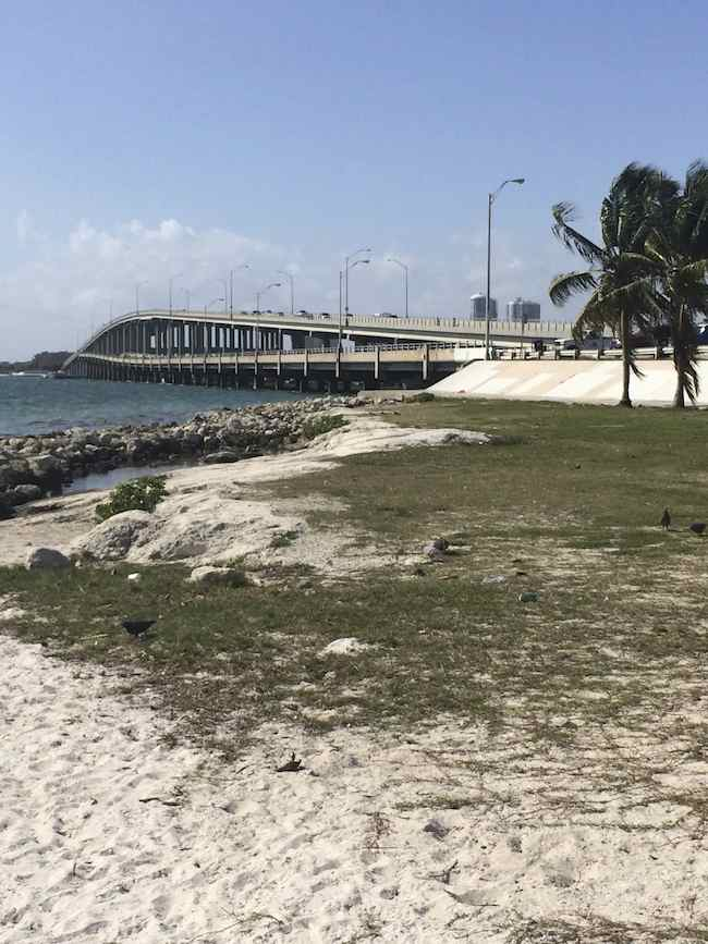 Rickenbacker Causeway, Miami, Virginia Key, Scenic Drives of South Florida