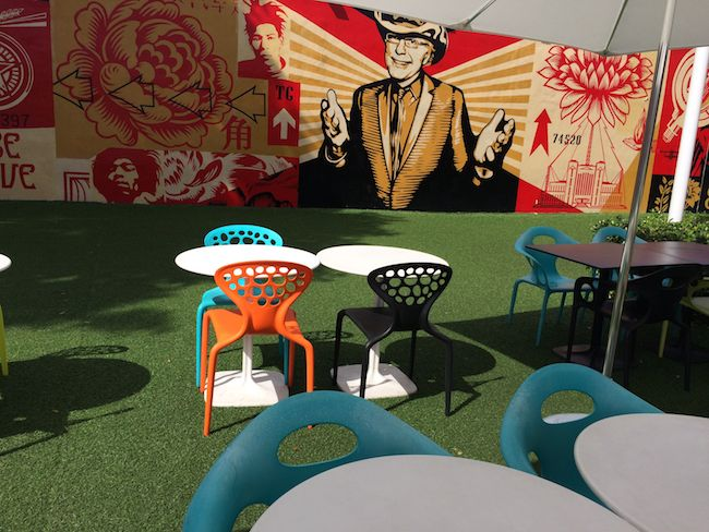 Wynwood Arts District in Miami, Florida, Scenic Drives of South Florida