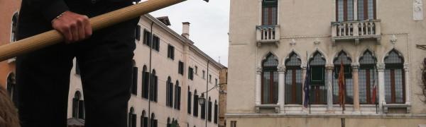 Venice, Italy Traghetto