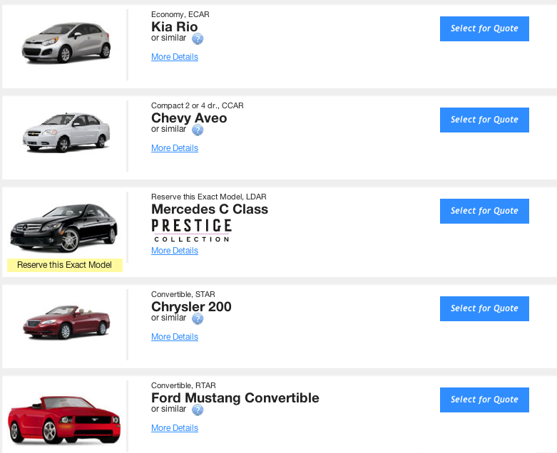 Cheaper Rental Car Rates Mccool Travel