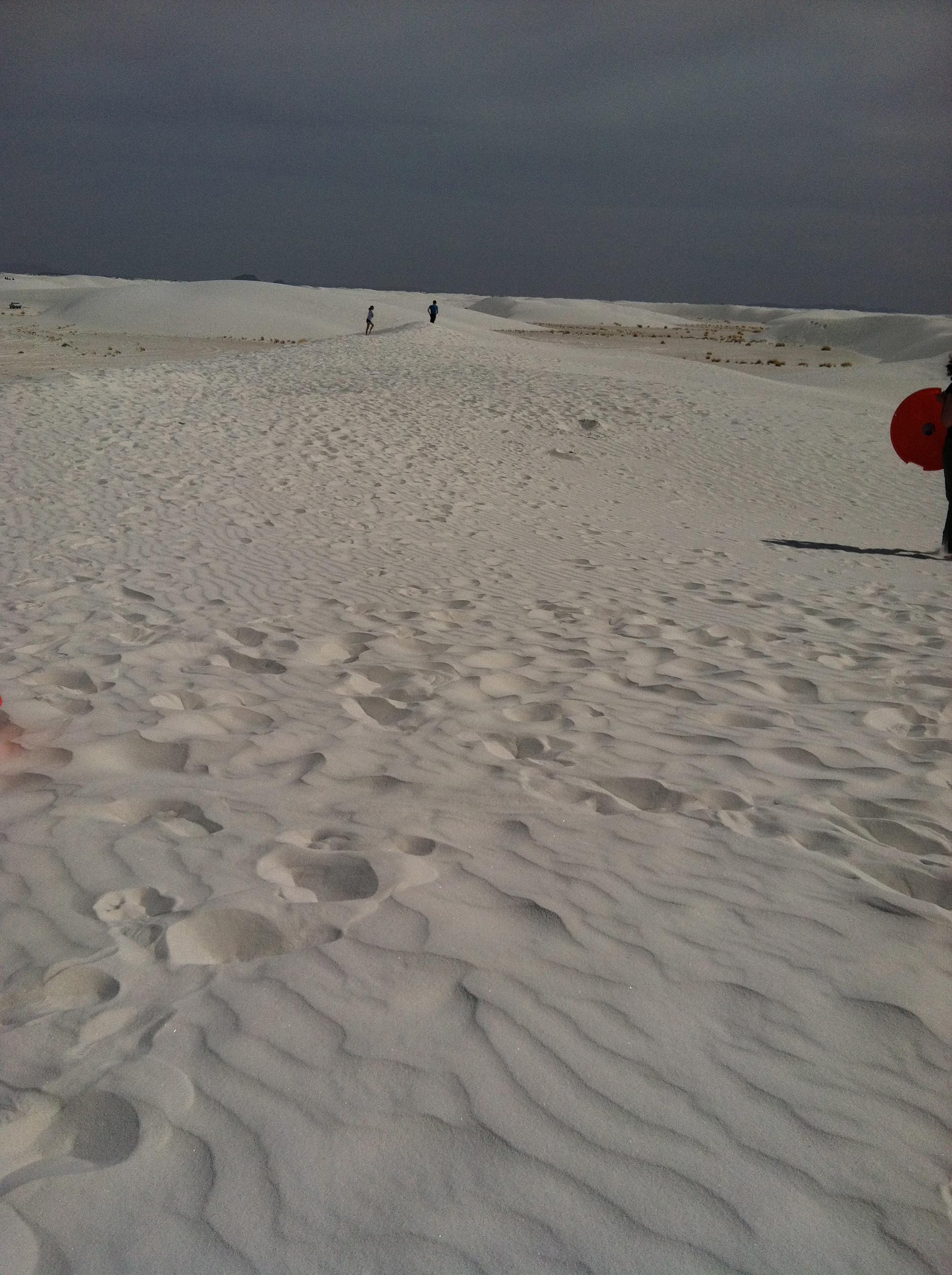 McCool Travel: White Sands NM