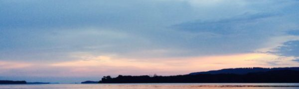 Northeast Alabama: Guntersville Lake sunset