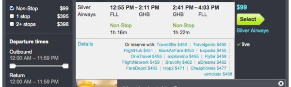 Finding Cheap Airfares With Skyscanner