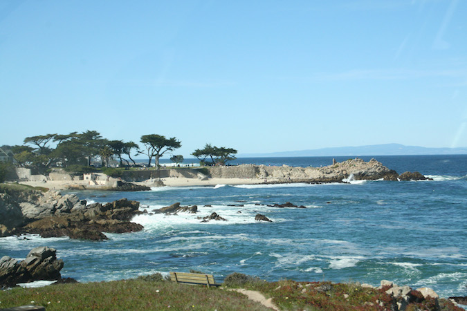 Pacific Grove Lover's Point