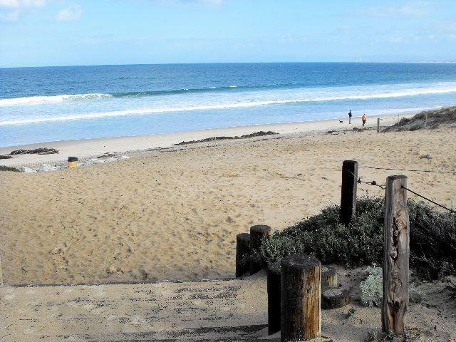 Del Monte Beach, Monterey