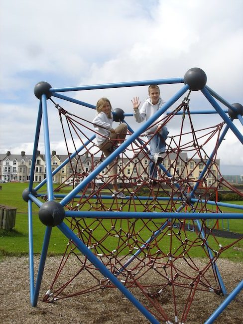 Portrush, Northern Ireland Playground