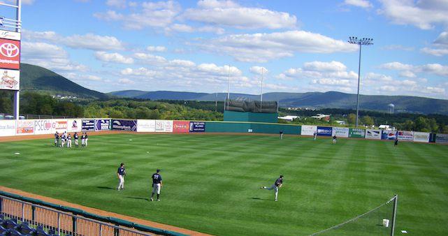 Penn State baseball field