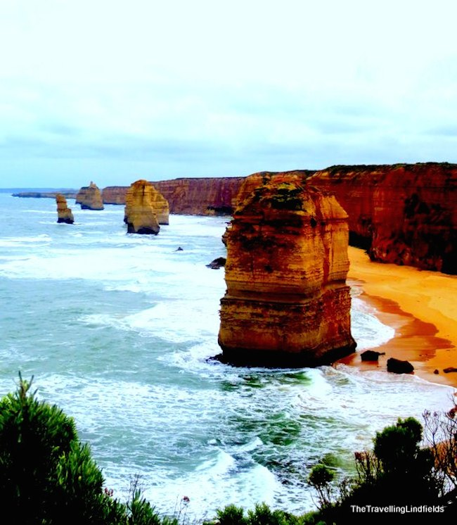 Great Ocean Road, Australia by Lyn Lindfield of TheTravellingLindfields.com