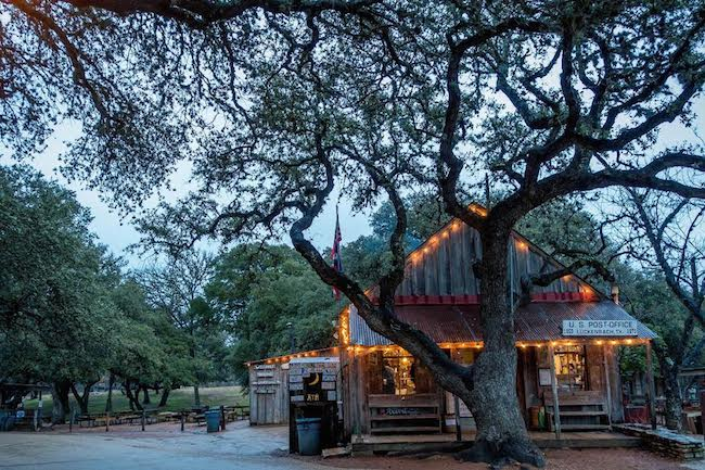 Luckenbach Texas Hill Country
