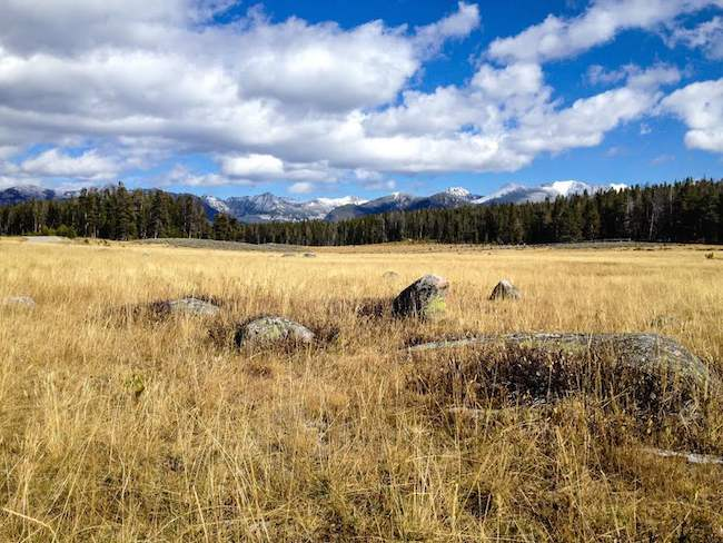 Montana: Pioneer Mountains Scenic Byway