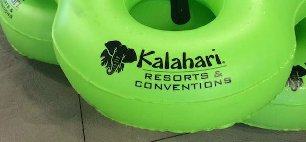 Kalahari Resort floats