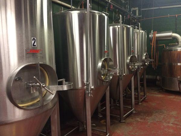 Shawnee craft beer