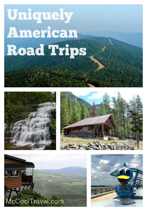 tours travel america road trips