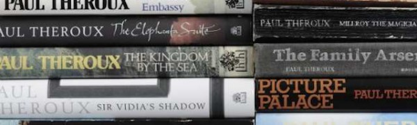 Paul Theroux books