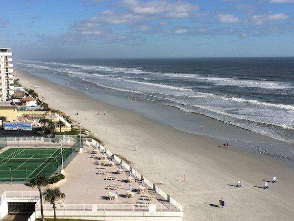 Daytona Beach view