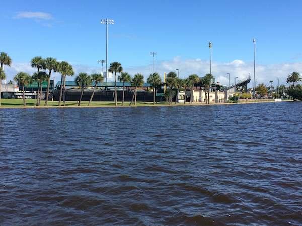Jackie Robinson park, Daytona Beach