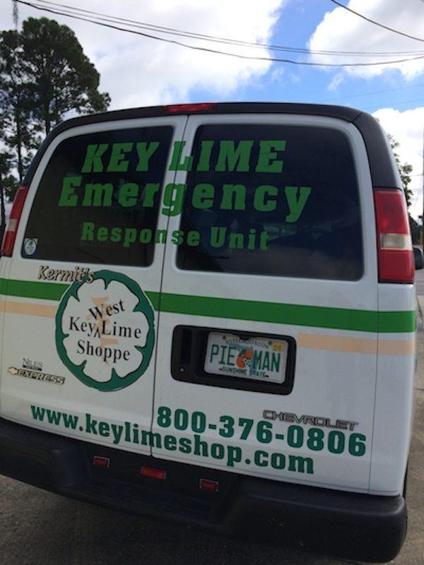Kermit's Key Lime Shoppe, DeLand, Florida