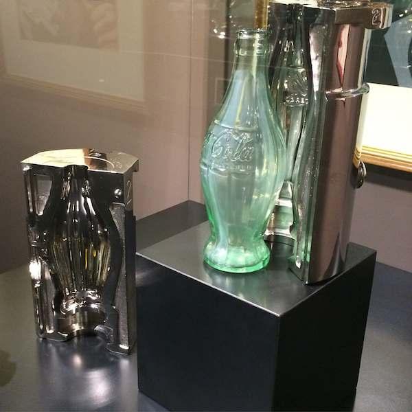 Root museum Coca Cola bottle