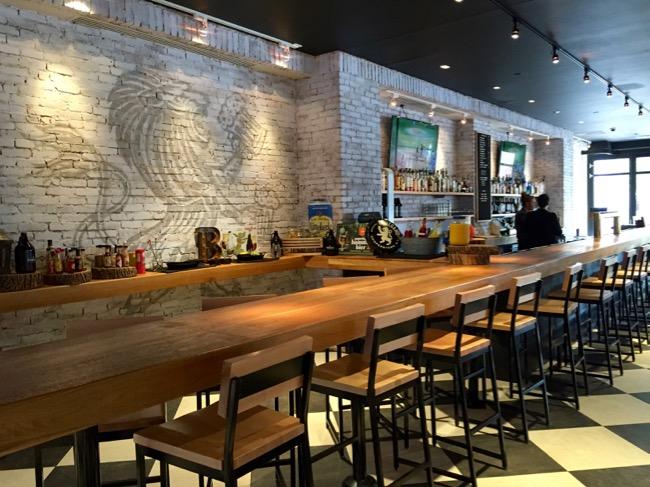 5 fun places to eat in Annapolis: BAROAK at Loews Hotel Annapolis