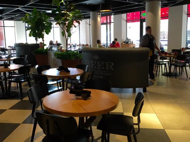 5 Fun Places To Eat In Annapolis Baroak Interior Seating