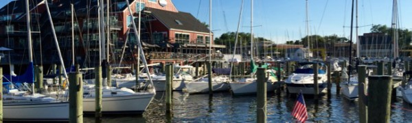 5 fun places to eat in Annapolis: Carrol's Creek Cafe