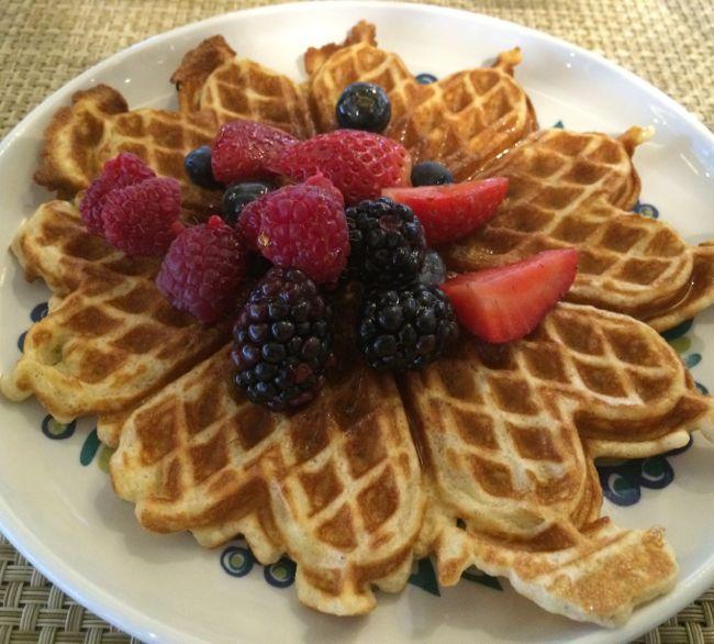 Norwegian waffle, Viking Star
