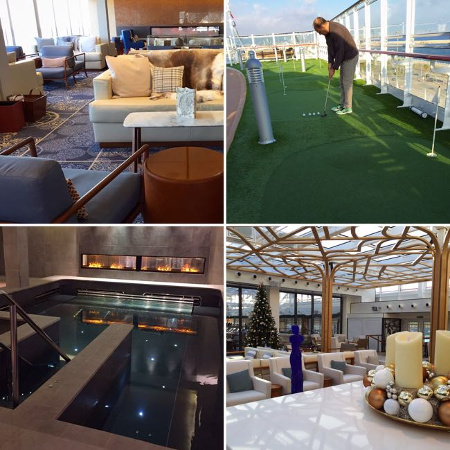Spaces to enjoy on the Viking Star