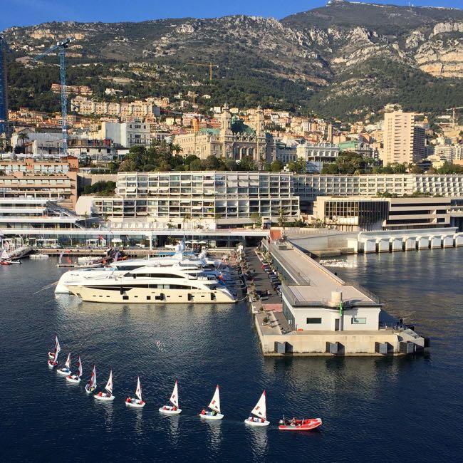 sailing lessons Monte Carlo Sailing Club Monaco