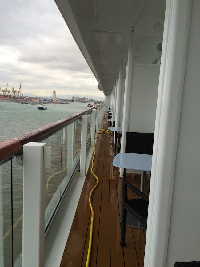 8 great reasons viking cruises are a fantastic value for Balcony barrier