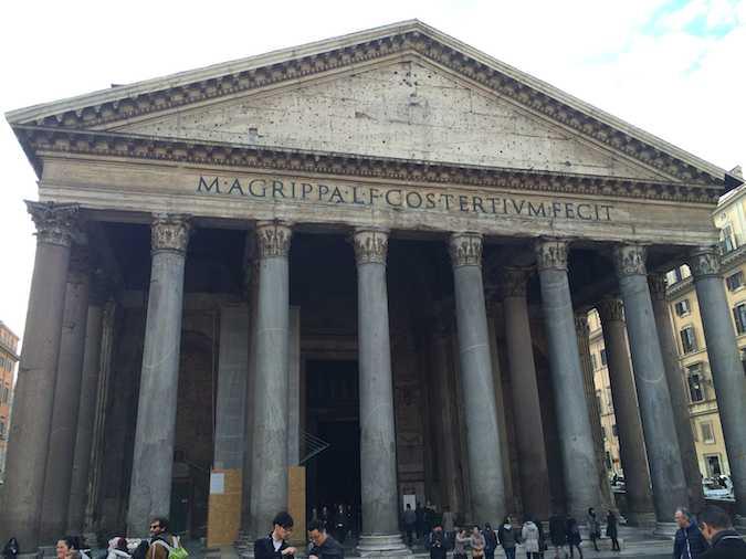 Pantheon, LivItaly Tours, Rome, Italy