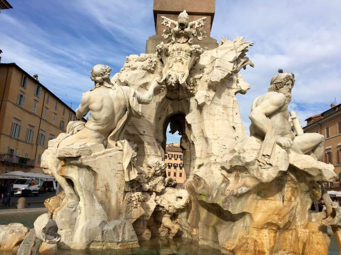 Piazza Navona - LivItaly Tours, Rome, Italy