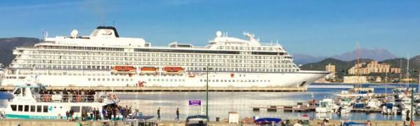 Viking Star, Port of Ajaccio Corsica, Viking Cruises