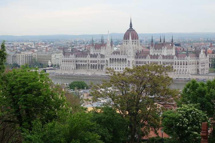 Budapest Sights