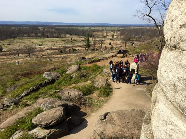 8 great ways to tour Gettysburg Battlefield by Charles McCool of McCool Travel
