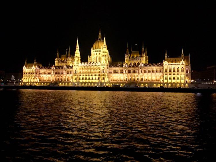 Budapest Parliament Viking River