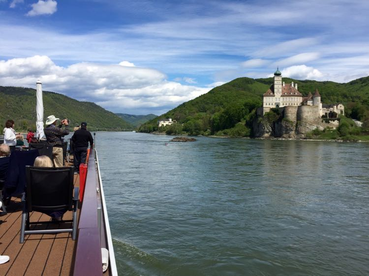 Castles and convents Viking River