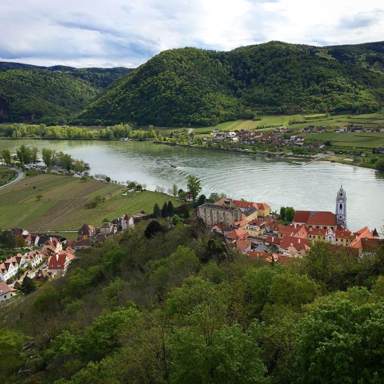 Durnstein Austria Viking River