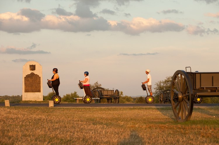 8 great ways to tour Gettysburg battlefield